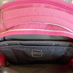 High Sierra backpack pink excellent condition.